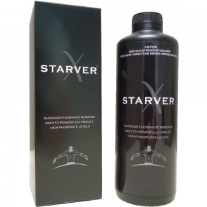 """Препарат за премахване на фосфати """"Starver X"""" - 1 л. на най-добра цена"""