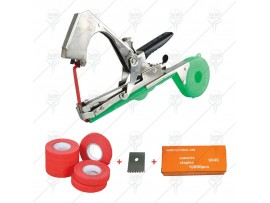 Комплект Клещи за връзване на лозя, ленти, резервно ножче и телчета