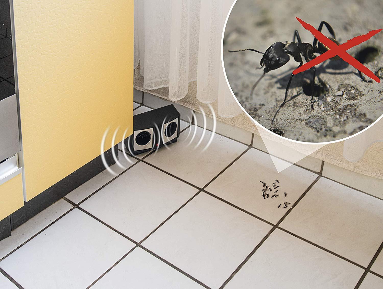 Уред за прогонване на мишки и мравки DUO 250 кв. м. (1)