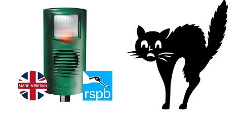 Уреди за прогонване на нежалните котки - перфектно решение!