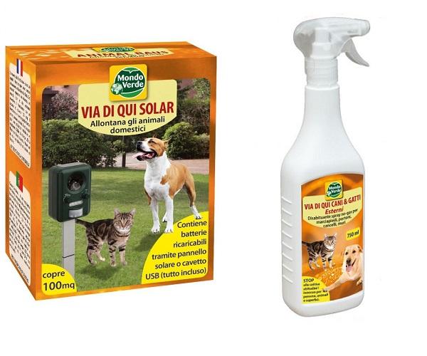 Надеждна защита срещу кучета и котки на изгодни цени!